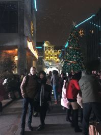 Mercatino di Natale organizzato dagli Expats di Hangzhou
