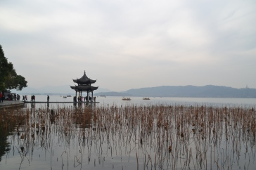 Lago Occidentale a Dicembre